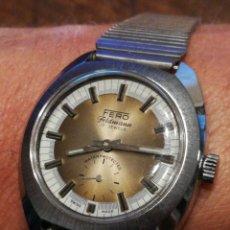 Relojes automáticos: RELOJ FERO FELDMANN AUTOMATICO- SWISS MADE, 17 JEWELS, ANTIMAGNETIC. VINTAGE.. Lote 119569727