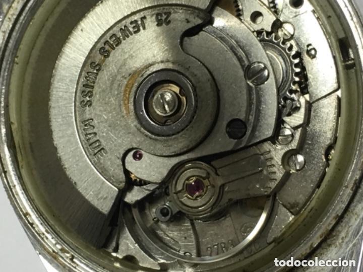Relojes automáticos: reloj Delma suizo automatico en funcionamiento - Foto 2 - 146861090
