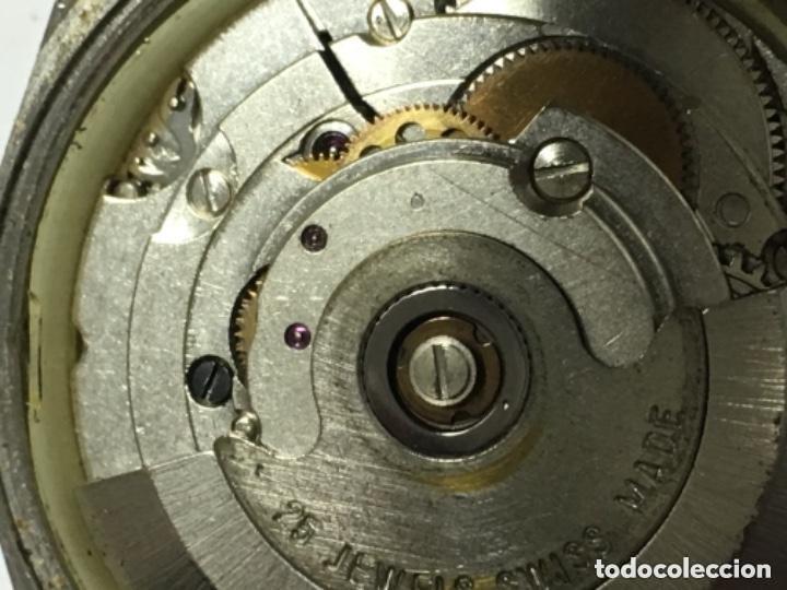 Relojes automáticos: reloj Delma suizo automatico en funcionamiento - Foto 4 - 146861090