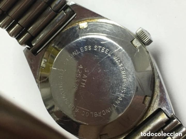 Relojes automáticos: reloj Delma suizo automatico en funcionamiento - Foto 8 - 146861090