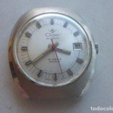 Relojes automáticos: ANTIGUO RELOJ DCLIPER AUTOMATICO NO FUNCIONA ,BARATO. Lote 120148315