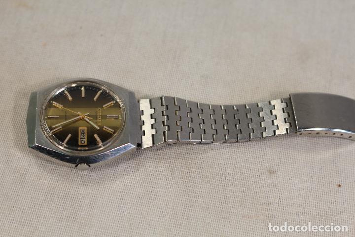 Relojes automáticos: Reloj Citizen automático,, funcionando - Foto 3 - 120375591