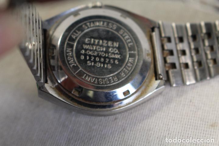 Relojes automáticos: Reloj Citizen automático,, funcionando - Foto 4 - 120375591