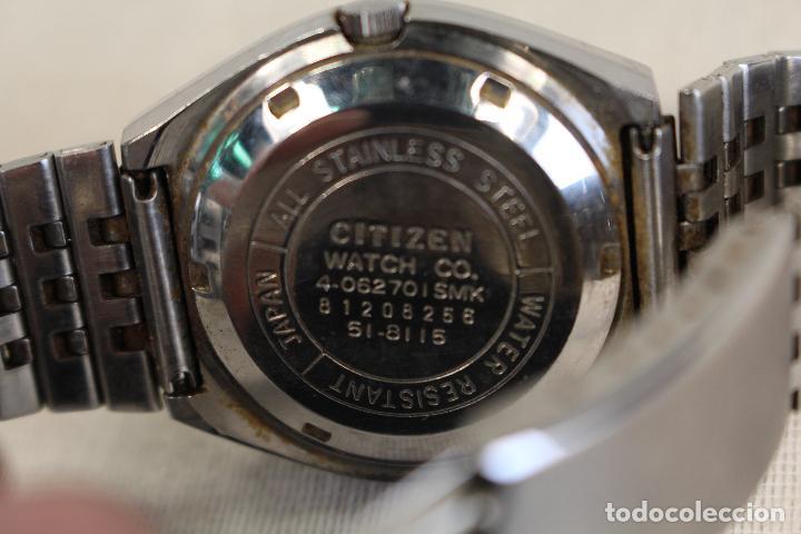 Relojes automáticos: Reloj Citizen automático,, funcionando - Foto 5 - 120375591