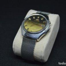 Relojes automáticos: ANTIGUO - VINTAGE - RELOJ DE PULSERA - ORIENT H469697 6A PT - AUTOMATIC - MADE IN JAPAN - HAZ OFERTA. Lote 120399499