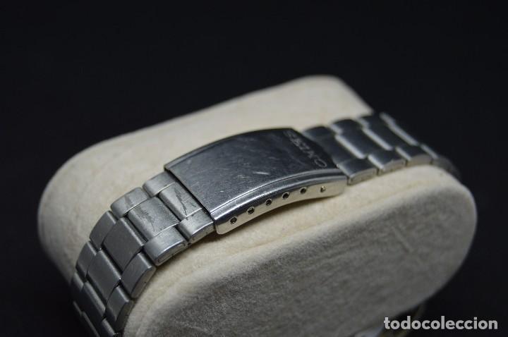 Relojes automáticos: ANTIGUO - VINTAGE - RELOJ DE PULSERA - SEIKO 5 7009 3040 - AUTOMATIC - MADE IN JAPAN - HAZ OFERTA - Foto 8 - 120400391