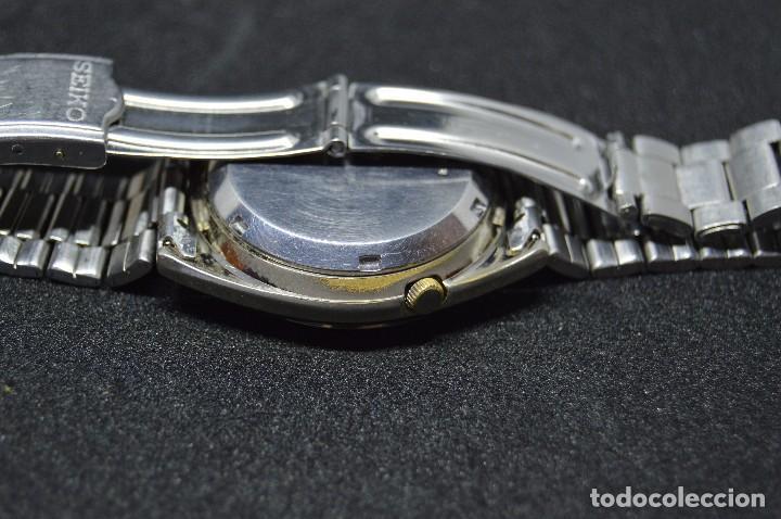Relojes automáticos: ANTIGUO - VINTAGE - RELOJ DE PULSERA - SEIKO 5 7009 3040 - AUTOMATIC - MADE IN JAPAN - HAZ OFERTA - Foto 10 - 120400391