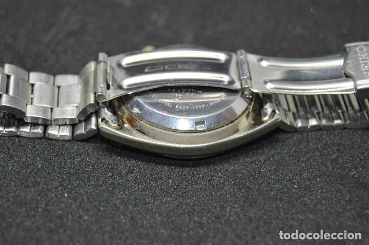 Relojes automáticos: ANTIGUO - VINTAGE - RELOJ DE PULSERA - SEIKO 5 7009 3040 - AUTOMATIC - MADE IN JAPAN - HAZ OFERTA - Foto 11 - 120400391