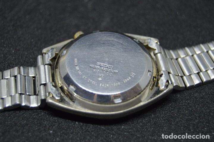 Relojes automáticos: ANTIGUO - VINTAGE - RELOJ DE PULSERA - SEIKO 5 7009 3040 - AUTOMATIC - MADE IN JAPAN - HAZ OFERTA - Foto 12 - 120400391