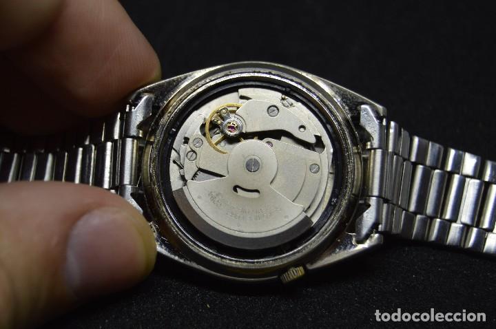 Relojes automáticos: ANTIGUO - VINTAGE - RELOJ DE PULSERA - SEIKO 5 7009 3040 - AUTOMATIC - MADE IN JAPAN - HAZ OFERTA - Foto 14 - 120400391