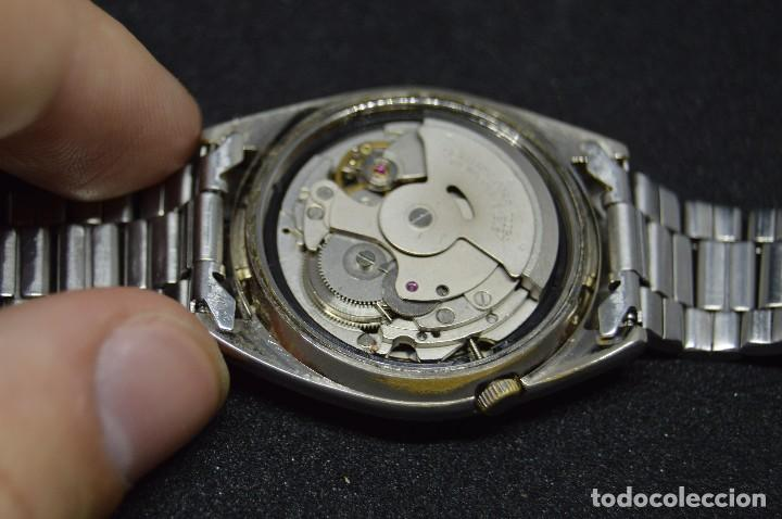 Relojes automáticos: ANTIGUO - VINTAGE - RELOJ DE PULSERA - SEIKO 5 7009 3040 - AUTOMATIC - MADE IN JAPAN - HAZ OFERTA - Foto 15 - 120400391