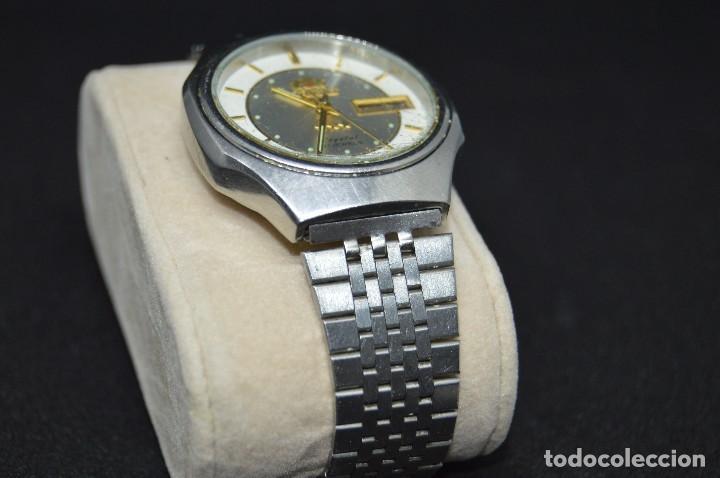 Relojes automáticos: ANTIGUO - VINTAGE - RELOJ DE PULSERA - ORIENT CRYSTAL 469JD6 80 CA - AUTOMATIC - MADE IN JAPAN - Foto 5 - 120401399