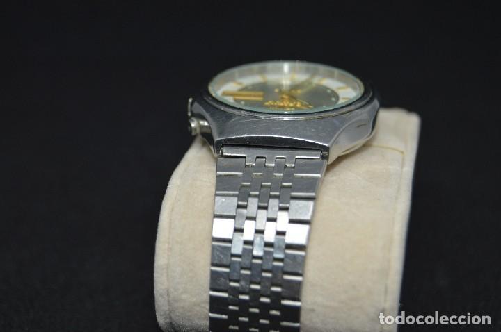 Relojes automáticos: ANTIGUO - VINTAGE - RELOJ DE PULSERA - ORIENT CRYSTAL 469JD6 80 CA - AUTOMATIC - MADE IN JAPAN - Foto 6 - 120401399