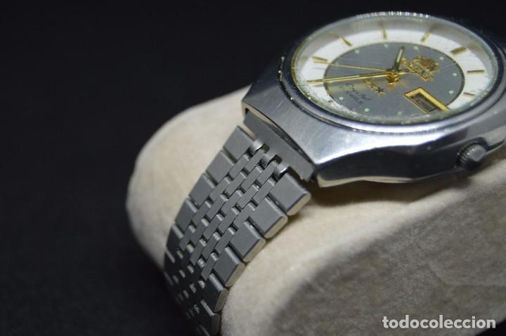 Relojes automáticos: ANTIGUO - VINTAGE - RELOJ DE PULSERA - ORIENT CRYSTAL 469JD6 80 CA - AUTOMATIC - MADE IN JAPAN - Foto 7 - 120401399