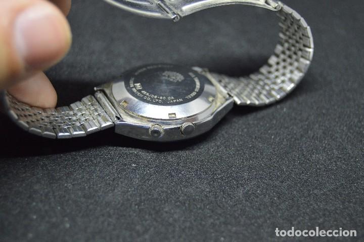 Relojes automáticos: ANTIGUO - VINTAGE - RELOJ DE PULSERA - ORIENT CRYSTAL 469JD6 80 CA - AUTOMATIC - MADE IN JAPAN - Foto 11 - 120401399
