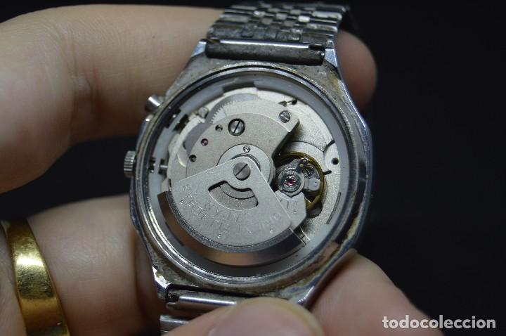 Relojes automáticos: ANTIGUO - VINTAGE - RELOJ DE PULSERA - ORIENT CRYSTAL 469JD6 80 CA - AUTOMATIC - MADE IN JAPAN - Foto 14 - 120401399