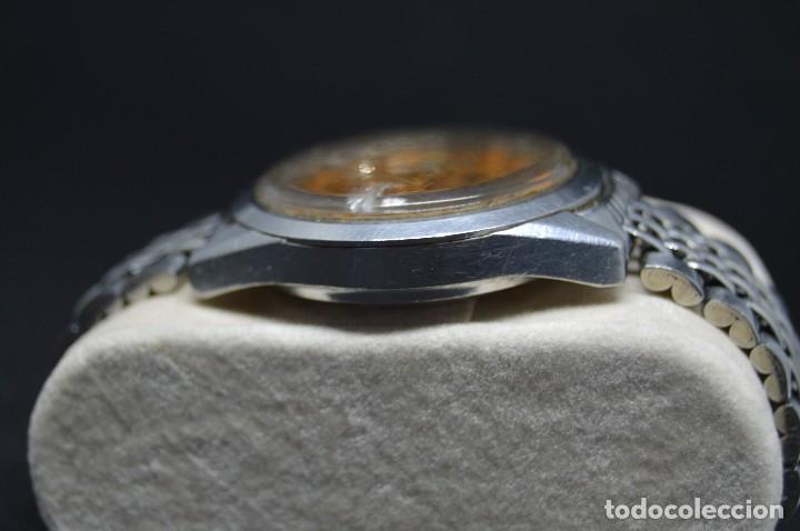 Relojes automáticos: ANTIGUO - VINTAGE - RELOJ DE PULSERA - ORIENT G5469715 8A PT - AUTOMATIC - MADE IN JAPAN - Foto 3 - 153122400