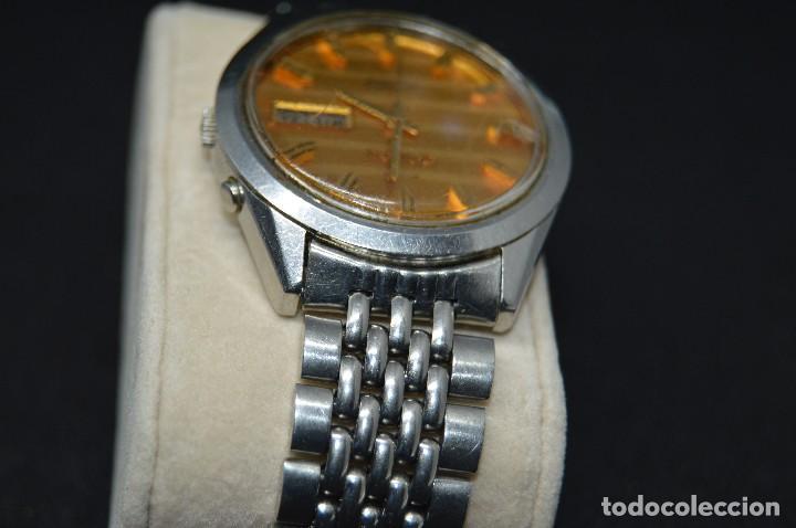 Relojes automáticos: ANTIGUO - VINTAGE - RELOJ DE PULSERA - ORIENT G5469715 8A PT - AUTOMATIC - MADE IN JAPAN - Foto 5 - 153122400