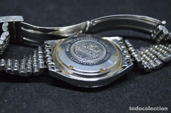 Relojes automáticos: ANTIGUO - VINTAGE - RELOJ DE PULSERA - ORIENT G5469715 8A PT - AUTOMATIC - MADE IN JAPAN - Foto 8 - 153122400