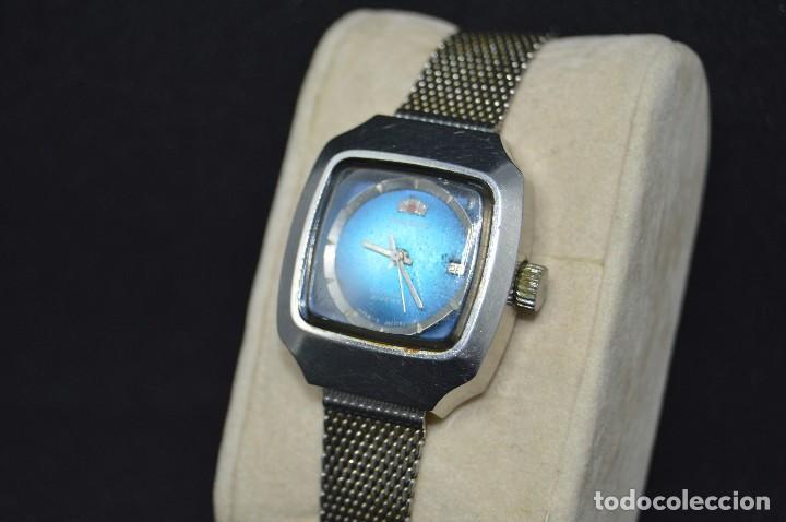 Relojes automáticos: ANTIGUO - VINTAGE - RELOJ DE PULSERA - ORIENT LM497782 20PK - AUTOMATIC - MADE IN JAPAN - Foto 2 - 120404823
