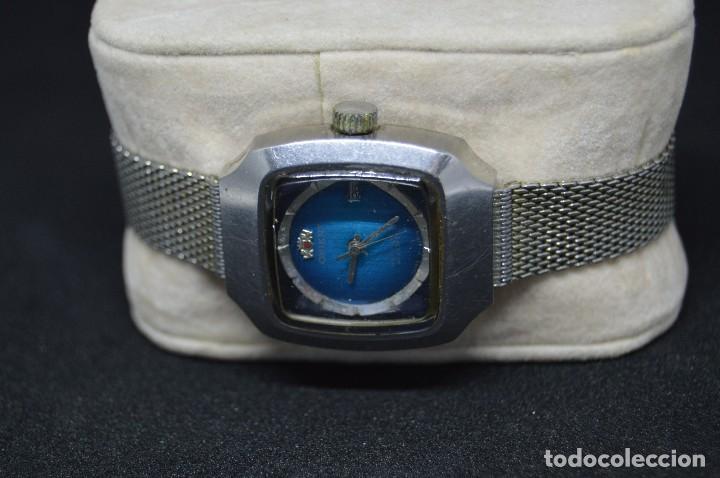Relojes automáticos: ANTIGUO - VINTAGE - RELOJ DE PULSERA - ORIENT LM497782 20PK - AUTOMATIC - MADE IN JAPAN - Foto 3 - 120404823