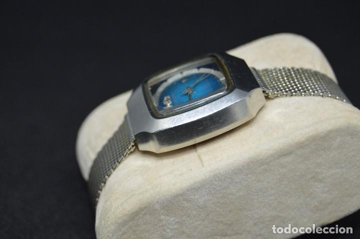 Relojes automáticos: ANTIGUO - VINTAGE - RELOJ DE PULSERA - ORIENT LM497782 20PK - AUTOMATIC - MADE IN JAPAN - Foto 4 - 120404823