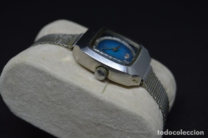 Relojes automáticos: ANTIGUO - VINTAGE - RELOJ DE PULSERA - ORIENT LM497782 20PK - AUTOMATIC - MADE IN JAPAN - Foto 5 - 120404823