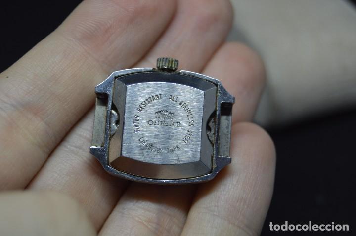 Relojes automáticos: ANTIGUO - VINTAGE - RELOJ DE PULSERA - ORIENT LM497782 20PK - AUTOMATIC - MADE IN JAPAN - Foto 10 - 120404823