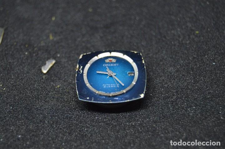 Relojes automáticos: ANTIGUO - VINTAGE - RELOJ DE PULSERA - ORIENT LM497782 20PK - AUTOMATIC - MADE IN JAPAN - Foto 12 - 120404823