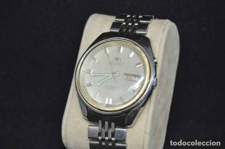 ANTIGUO - VINTAGE - RELOJ DE PULSERA - ORIENT OS469624 71 - AUTOMATIC - MADE IN JAPAN (Relojes - Relojes Automáticos)