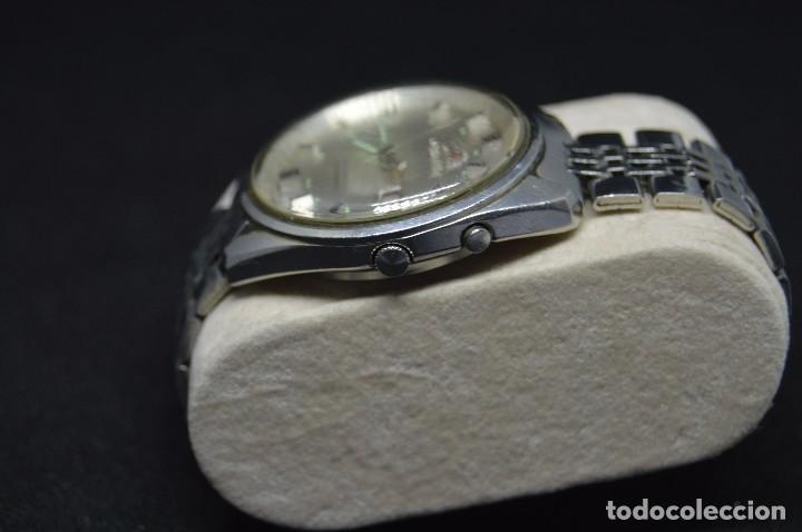 Relojes automáticos: ANTIGUO - VINTAGE - RELOJ DE PULSERA - ORIENT OS469624 71 - AUTOMATIC - MADE IN JAPAN - Foto 3 - 120405543