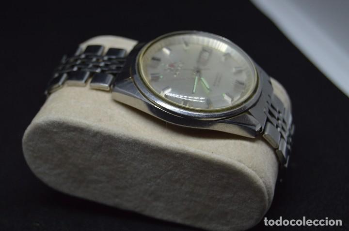 Relojes automáticos: ANTIGUO - VINTAGE - RELOJ DE PULSERA - ORIENT OS469624 71 - AUTOMATIC - MADE IN JAPAN - Foto 4 - 120405543