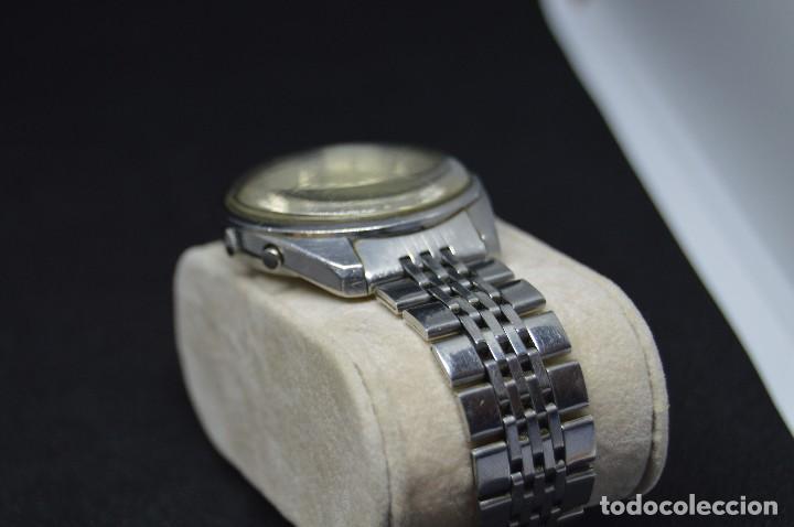 Relojes automáticos: ANTIGUO - VINTAGE - RELOJ DE PULSERA - ORIENT OS469624 71 - AUTOMATIC - MADE IN JAPAN - Foto 6 - 120405543