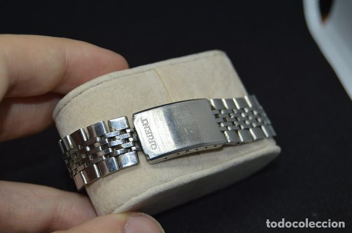 Relojes automáticos: ANTIGUO - VINTAGE - RELOJ DE PULSERA - ORIENT OS469624 71 - AUTOMATIC - MADE IN JAPAN - Foto 7 - 120405543