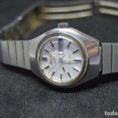 Relojes automáticos: ANTIGUO - VINTAGE - RELOJ DE PULSERA - SEIKO 4206 0130 A1 - AUTOMATIC - MADE IN JAPAN. Lote 120406175
