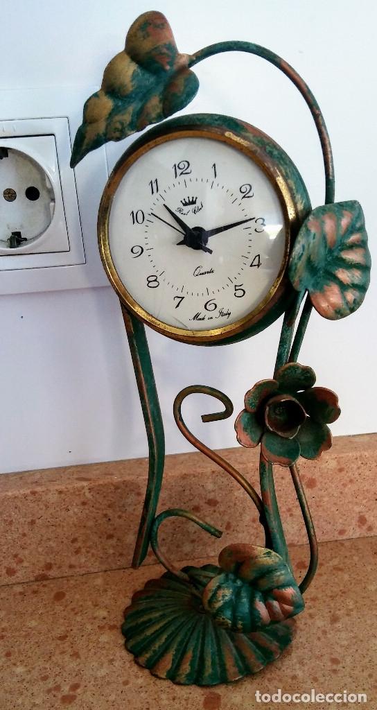 Relojes automáticos: RELOJ SOBREMESA AUTOMATICO ORIGINALISIMO - Foto 2 - 105212879
