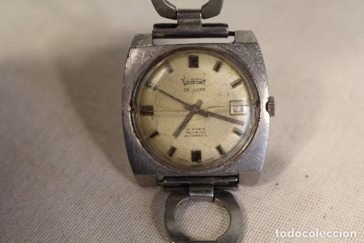 RELOJ AUTOMATIC VARIENT DE LUXE 21 RUBIS INCABLOC SWISS MADE (Relojes - Relojes Automáticos)