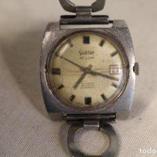 Relojes automáticos: RELOJ AUTOMATIC VARIENT DE LUXE 21 RUBIS INCABLOC SWISS MADE. Lote 120991287