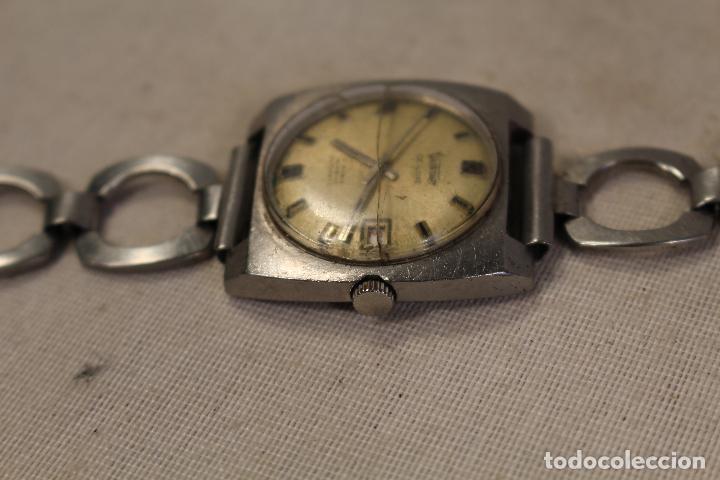 Relojes automáticos: reloj automatic varient de luxe 21 rubis incabloc swiss made - Foto 2 - 120991287