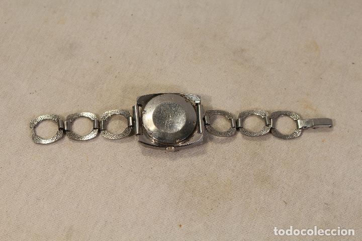 Relojes automáticos: reloj automatic varient de luxe 21 rubis incabloc swiss made - Foto 3 - 120991287