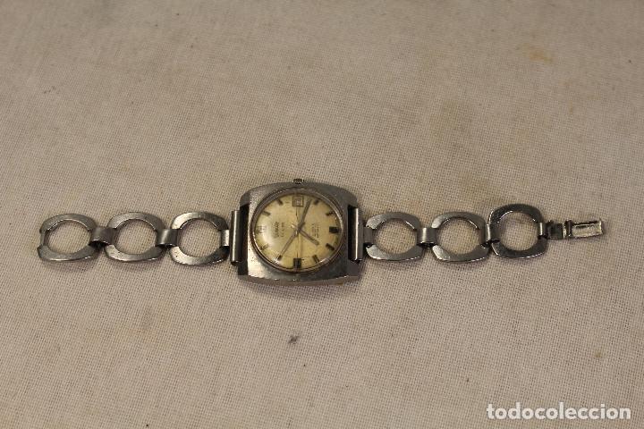 Relojes automáticos: reloj automatic varient de luxe 21 rubis incabloc swiss made - Foto 4 - 120991287