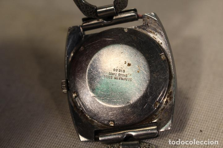 Relojes automáticos: reloj automatic varient de luxe 21 rubis incabloc swiss made - Foto 5 - 120991287