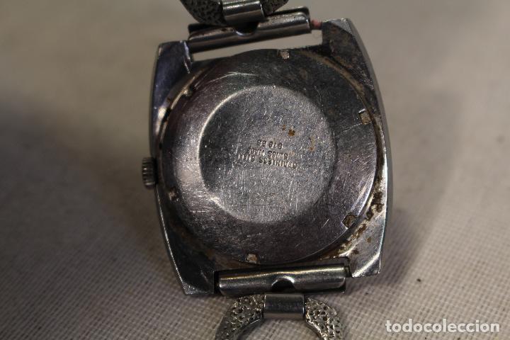 Relojes automáticos: reloj automatic varient de luxe 21 rubis incabloc swiss made - Foto 6 - 120991287