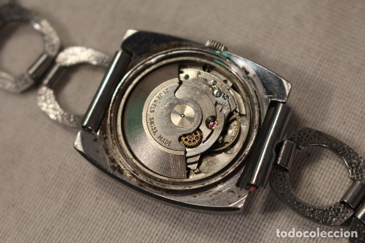 Relojes automáticos: reloj automatic varient de luxe 21 rubis incabloc swiss made - Foto 7 - 120991287