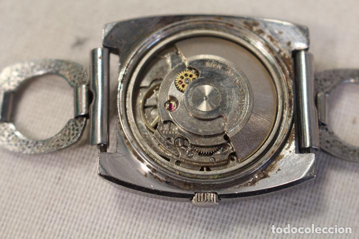Relojes automáticos: reloj automatic varient de luxe 21 rubis incabloc swiss made - Foto 9 - 120991287