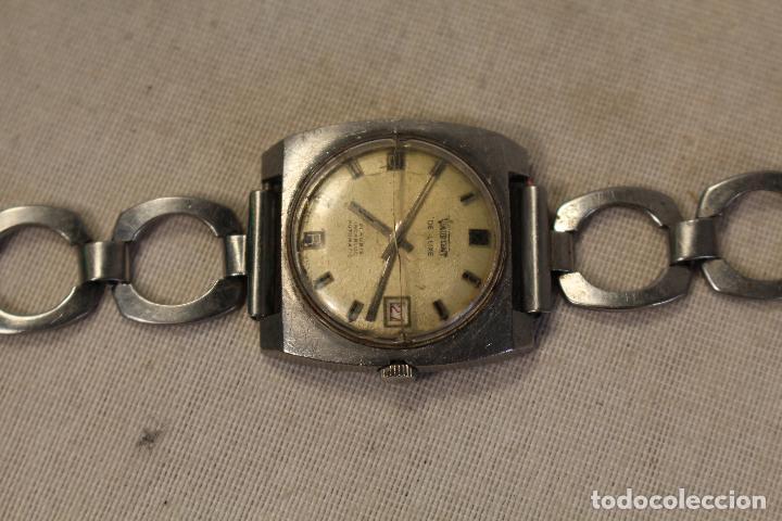 Relojes automáticos: reloj automatic varient de luxe 21 rubis incabloc swiss made - Foto 10 - 120991287
