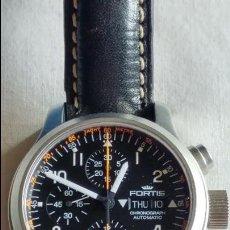 Relojes automáticos: FORTIS B-42 FLIEGER CHRONOGRAPH ESTADO COMO NUEVO COMPLETO AÑO 2015 ACEPTO OFERTAS . Lote 121299503