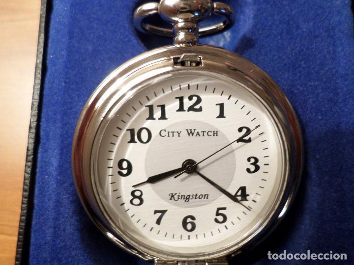 Relojes automáticos: RELOJ BOLSILLO CHINO - Foto 3 - 121386379