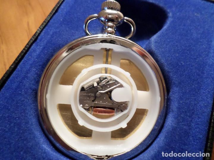 Relojes automáticos: RELOJ BOLSILLO CHINO - Foto 5 - 121386379