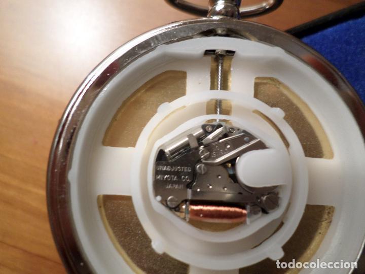 Relojes automáticos: RELOJ BOLSILLO CHINO - Foto 8 - 121386379